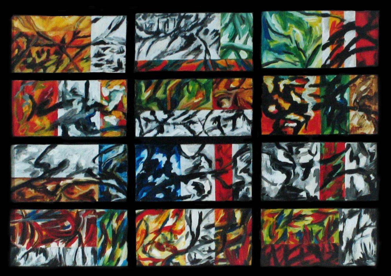 Prise de conscience de mon travail de créativité par Josée Hatin – 19 mars 2002